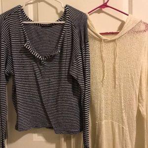 Brandy Melville Sweaters (flawed)